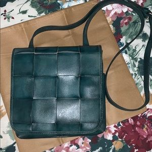 Patricia Nash Genuine Italian Leather Crossbody